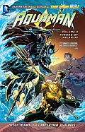 Aquaman Volume 3 Throne of Atlantis The New 52
