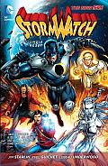 Stormwatch Volume 4 Reset The New 52