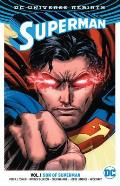 Superman Volume 1 Son Of Superman Rebirth
