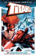 Titans Volume 1 The Return of Wally West Rebirth