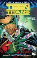 Teen Titans Volume 1 Damian Knows Best Rebirth
