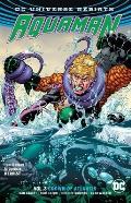 Aquaman Volume 3 Rebirth
