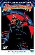 Aquaman Volume 2 Black Manta Rising Rebirth