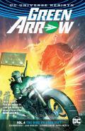 Green Arrow Volume 4 Rebirth
