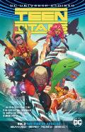 Teen Titans Volume 2 Rebirth