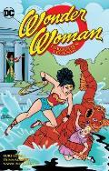 Wonder Woman Forgotten Legends