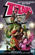 Titans Volume 5 The Spark