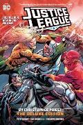 Justice League The Rebirth Deluxe Edition Book 4