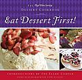 Eat Dessert First The Red Hat Society Dessert Cookbook