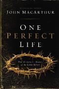 One Perfect Life The Complete Story of Jesus