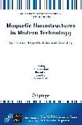 Magnetic Nanostructures in Modern Technology: Spintronics, Magnetic MEMS and Recording