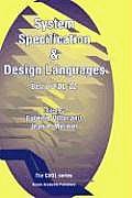 System Specification & Design Languages Best of FDL 02