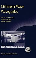 Millimeter-Wave Waveguides [With CDROM]