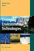 Emerging Environmental Technologies