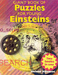 Puzzles For Young Einsteins & Giant Book
