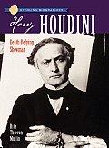 Harry Houdini Death Defying Showman