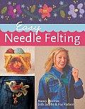 Easy Needle Felting