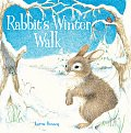 Rabbits Winter Walk