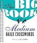 Big Book Of Medium Daily Crosswords