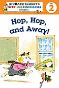 Richard Scarrys Readers Level 2 Hop Hop & Away