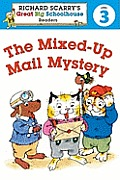 Richard Scarrys Readers Level 3 The Mixed Up Mail Mystery