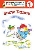 Richard Scarrys Readers Level 1 Snow Dance