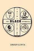 Poems Reflections The Black Experience