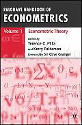 Palgrave Handbook of Econometrics Volume 1: Econometric Theory