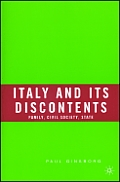 Italy & Its Discontents Family Civil