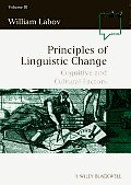 Language in Society #32: Principles of Linguistic Change, Cognitive and Cultural Factors