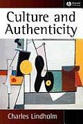 Culture & Authenticity