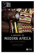 History of Modern Africa
