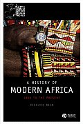 History of Modern Africa 1800 to the Present