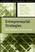 Entrepreneurial Strategies (06 Edition)