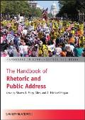 Handbook Rhetoric Public Addre