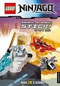 Lego Ninjago Ready Steady Stick Activity Book