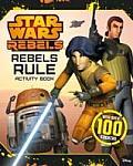 Rebels Rule Activity Book
