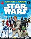 Star Wars the Empire Strikes Back Activity Book