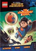 The Otherworldly League: Activity Book with Minifig: Lego DC Comics Super Heroes