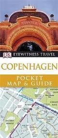 Eyewitness Pocket Map & Guide Copenhagen