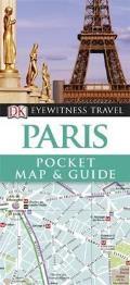 Eyewitness Pocket Map & Guide Paris