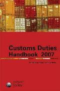 Tolley's Customs and Duties Handbook