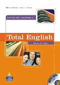 Total English Upper Intermediate Student's Book and DVD Pack