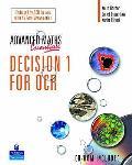 Level Maths Essentials Decision 1 for Ocr Book