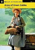 Anne Of Green Gables Level 2 Penguin Active Readers