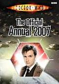Dr Who Official Annual 2007