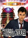 Dr Who Official Annual 2009