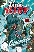 Zinc Alloy Coldfinger