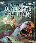 Battle of the Olympians and the Titans
