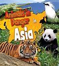 Animals in Danger in Asia